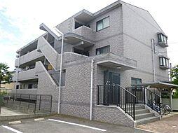 グレースコートI・II[1階]の外観