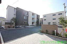 BEREO east one[301号室]の外観