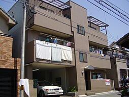 兵庫県尼崎市長洲中通2丁目の賃貸アパートの外観