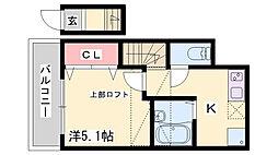 新長田駅 4.8万円