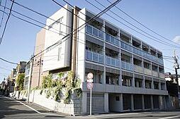 カスタリア尾山台[1階]の外観