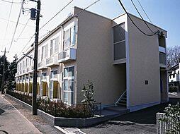 東京都町田市金森4丁目の賃貸アパートの外観