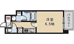 StoRK Residence昭和町[601号室]の間取り