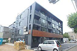 メニーズコート新道東[4階]の外観