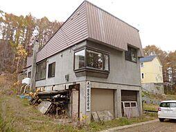 北海道小樽市幸3丁目の賃貸アパートの外観