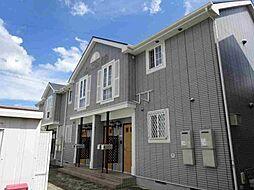 徳島県徳島市国府町和田字居内の賃貸アパートの外観
