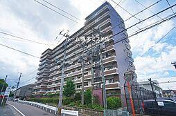 三愛シティライフ空港南[8階]の外観