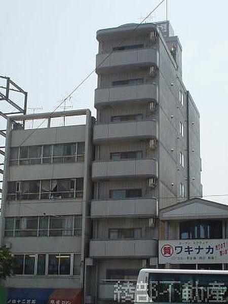 第2新宅ビル[8階]の外観
