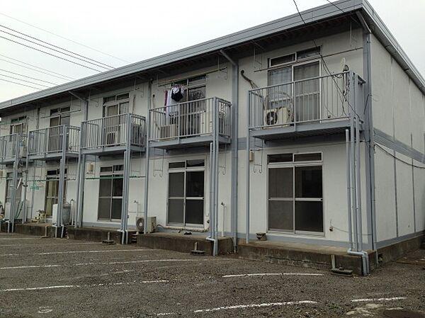 富沢ホワイトコーポA 2階の賃貸【群馬県 / 前橋市】