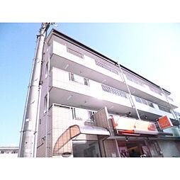 桜代マンション[4階]の外観