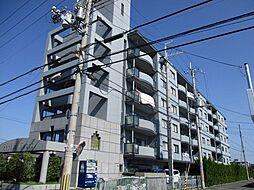 大阪府寝屋川市東神田町の賃貸マンションの外観
