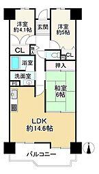 河内天美駅 1,980万円
