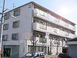 大阪府大阪市住吉区苅田8丁目の賃貸マンションの外観