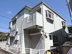 サンハイツ田喜野井[1階]の外観