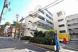兵庫県神戸市灘区都通4丁目の賃貸マンションの外観