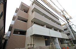 ファインライツ氷川台[4階]の外観