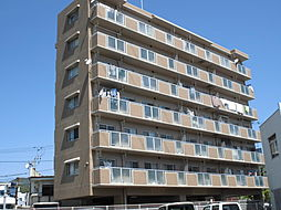 高知県高知市中万々の賃貸マンションの外観