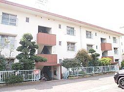 津田コーポ[101号室]の外観