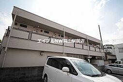 コーポミゾウエ[2階]の外観