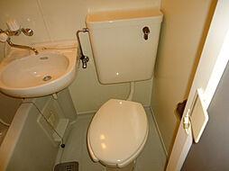 ジョイフル長田のトイレ