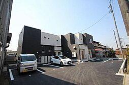 JR山陽本線 庭瀬駅 徒歩16分の賃貸アパート