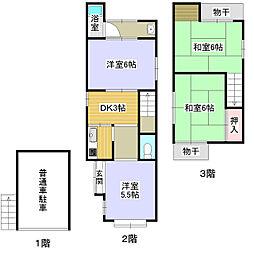 京阪京津線 追分駅 徒歩21分