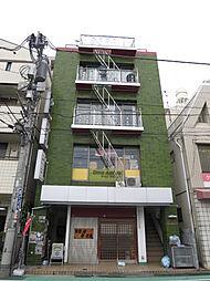 武蔵第一ビル[401号室]の外観
