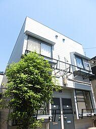 アバ・ハウス[2階]の外観