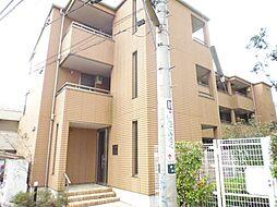 フォレスト・K[2階]の外観