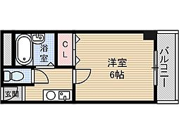 本町八番館[2階]の間取り
