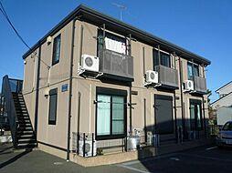 静岡県浜松市中区法枝町の賃貸アパートの外観