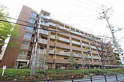 エールグラン千里丘オープンヒルズA棟[1階]の外観