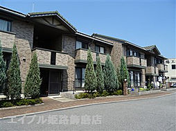ロイヤルグレース花田A・B・C棟[1階]の外観