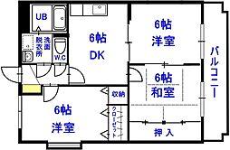 籠原駅 6.2万円
