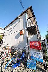 大阪府吹田市千里山西5丁目の賃貸アパートの外観