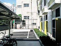 兵庫県姫路市北条口3丁目の賃貸アパートの外観