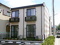 兵庫県赤穂市上仮屋の賃貸アパートの外観