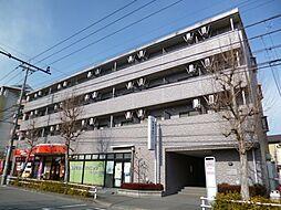 昭島コートエレガンスB棟[3階]の外観