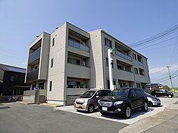 兵庫県高砂市米田町古新の賃貸マンションの外観