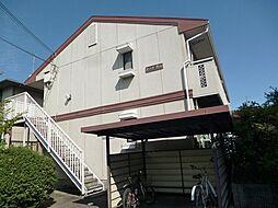 セジュール花山[206号室号室]の外観