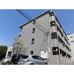 熊本県熊本市中央区薬園町の賃貸マンションの外観