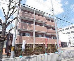 京都府京都市伏見区竹田久保町の賃貸マンションの外観