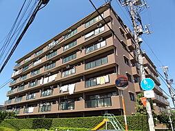藤和シティコープ草加新田II[505号室]の外観