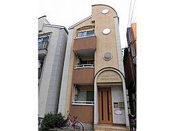リーヴェルポート横浜子安II[302号室]の外観