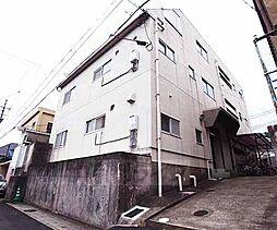 京都府京都市山科区北花山市田町の賃貸マンションの外観