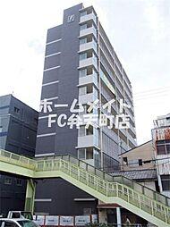 エステムコート難波WESTSIDEⅢドームシティ[10階]の外観