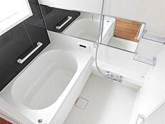 リフォーム後写真お風呂は0.75坪のユニットバスに新品交換予定です。