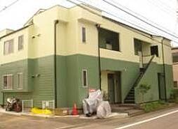 神奈川県厚木市寿町3丁目の賃貸アパートの外観