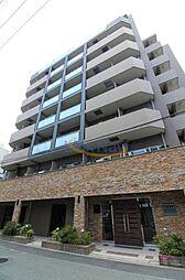 レジデンス福島II[2階]の外観