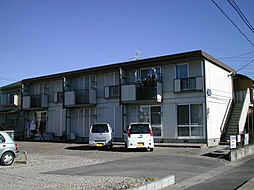 ハイツポエム[1階]の外観